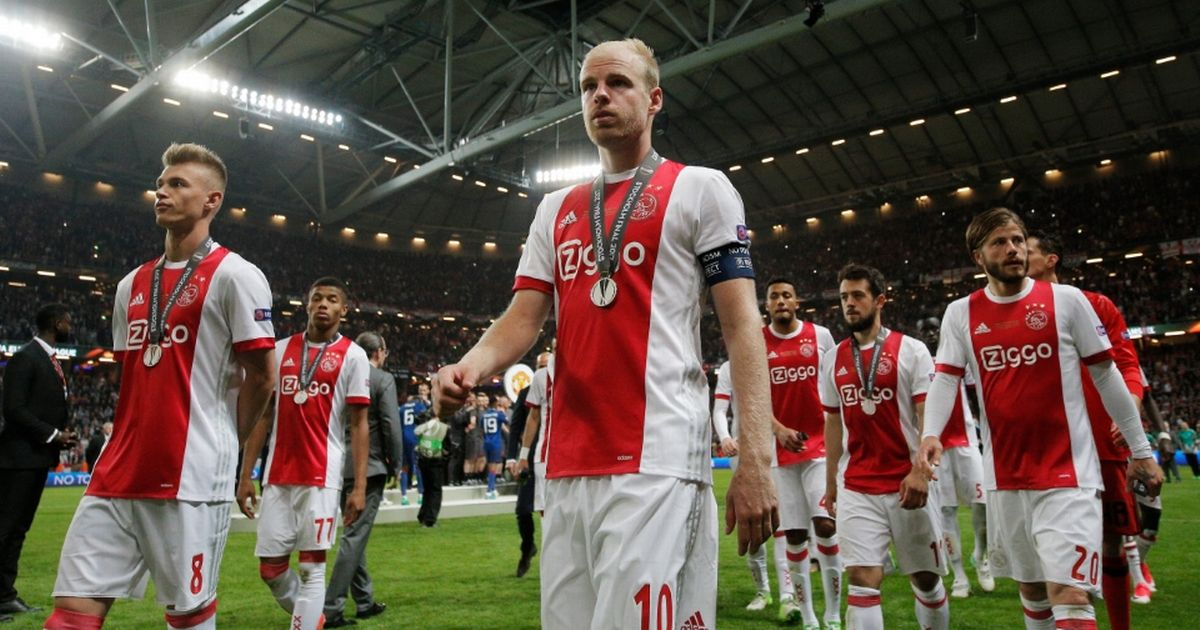 Ajax Europa League Klaassen