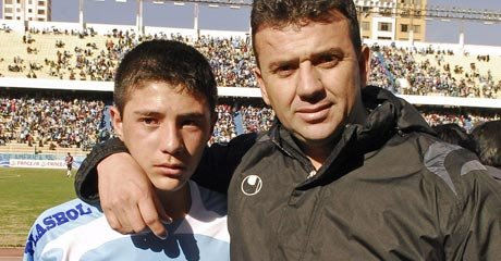 Mauricio e Julio Cesar Baldivieso dopo l'esordio