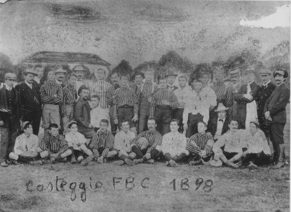 Casteggio FBC 1898: la prima squadra di calcio in Lombardia