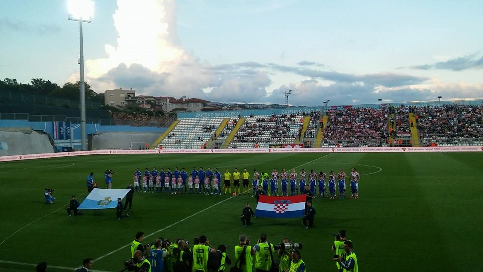 Croazia - San Marino: in trasferta con la Brigata Mai 1 Gioia