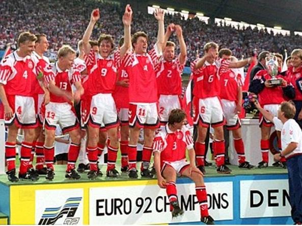 Europeo 1992: Danimarca, dalle vacanze al titolo