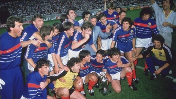 Europeo 1984: La vittoria del Re Platini