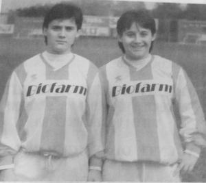 Debora e Manuela Gheduzzi, le sorelle del goal