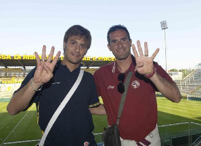Parma - Livorno 6-4, il match dei record