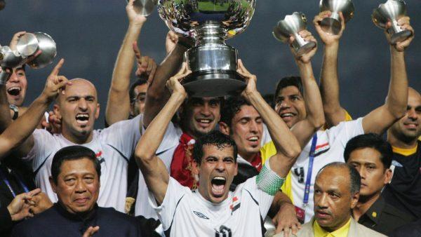 Iraq, la grande illusione della Coppa d'Asia 2007