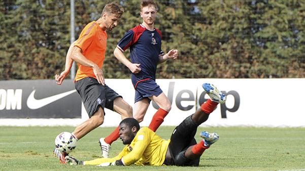 Juventus Lucento 2-3 amichevole
