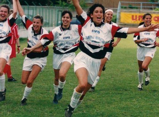 Il Lugo che vinse la Coppa Italia Femminile