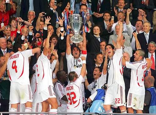 L'ultima grande Champions League del Milan