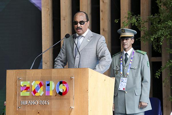 Mohamed Ould Abdel Aziz dittatore Mauritania