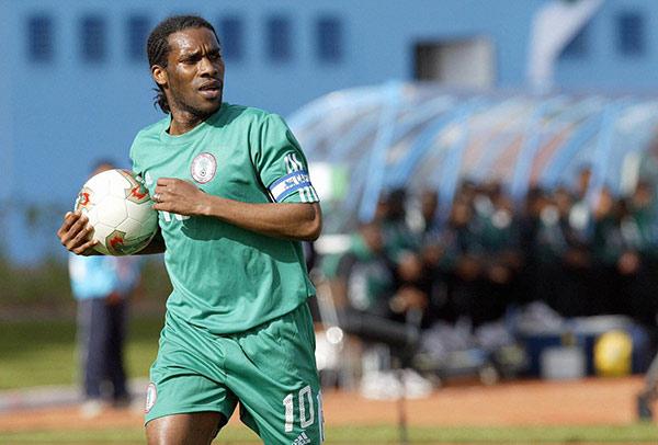Okocha Numero 10 Nigeria