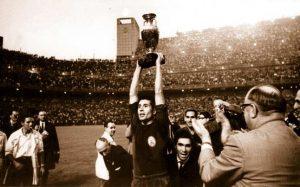 Europeo 1964: Parte 1 - L'illusione ottica della Spagna