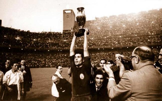 Europeo 1964: Parte 1 – L'illusione ottica della Spagna