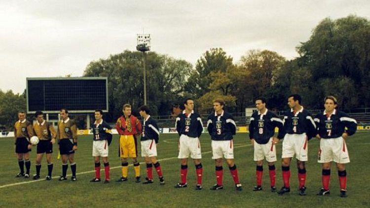 One Team in Tallinn Estonia Scozia