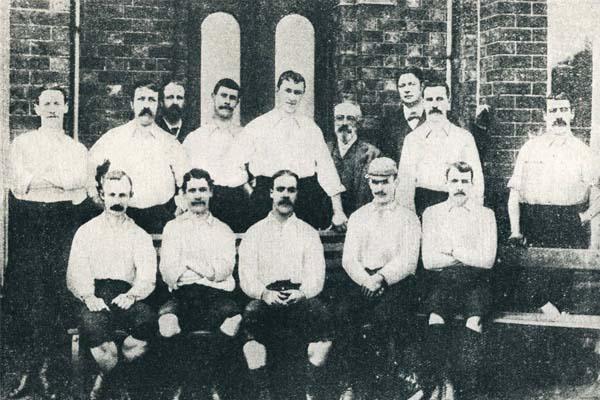Preston North End Invincibili nella stagione 1888-89