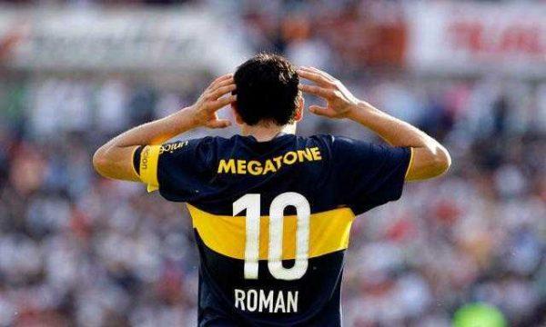 I grandi numeri 10: Juan Roman Riquelme, Boca e amore