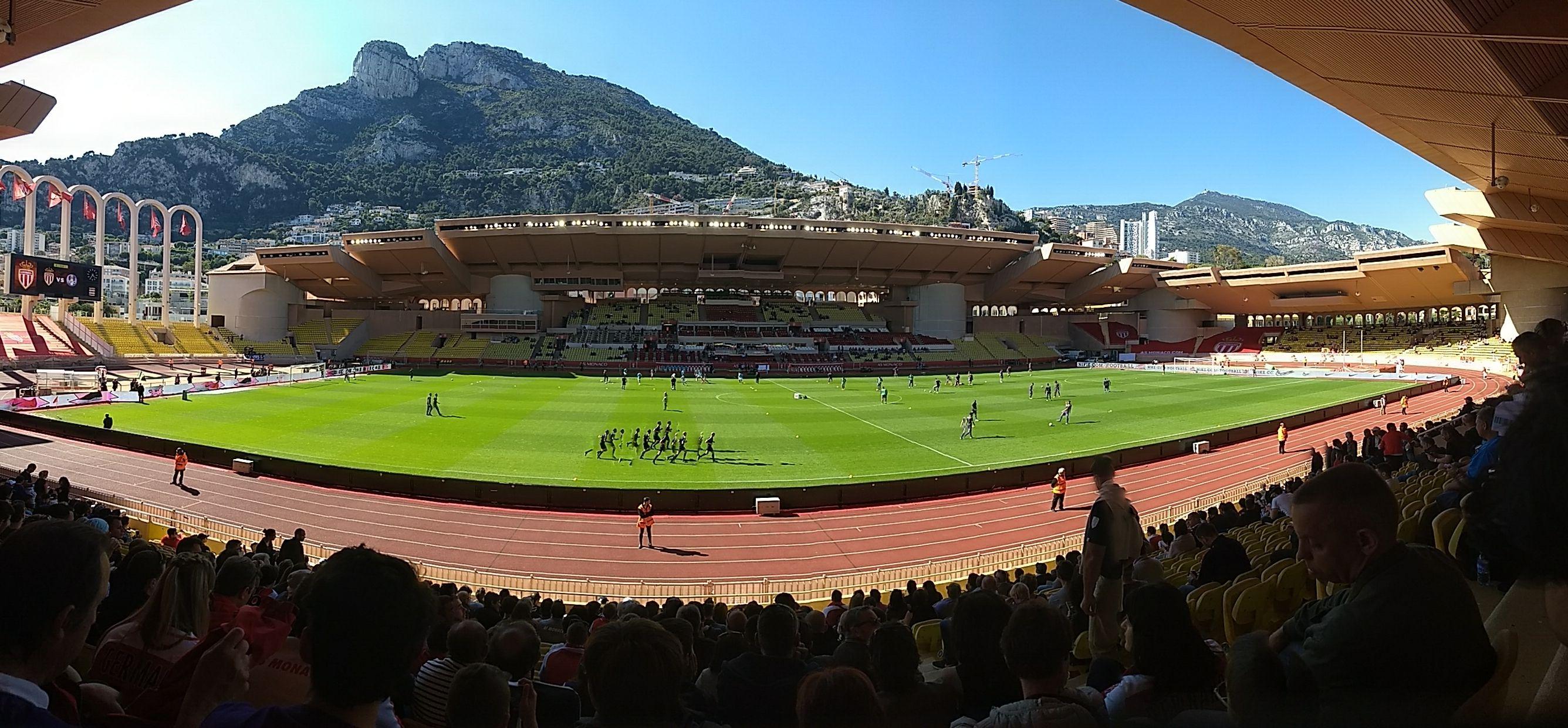 Stade Louis II, un gioiellino a Monaco