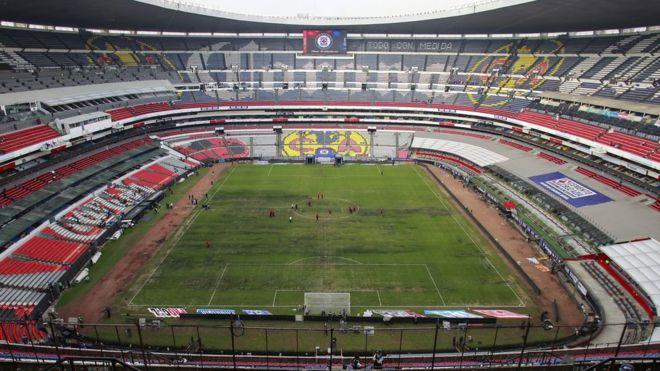 Stadio Azteca Città del Messico 2018