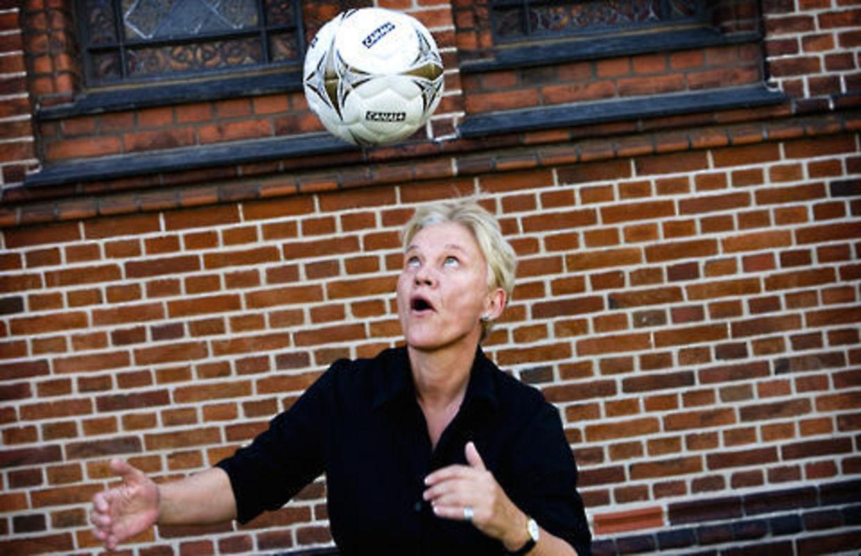Susanne Augustaesen, la finta colf che giocò in Italia