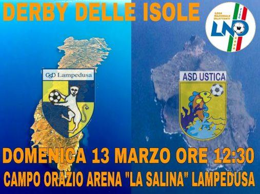 Ustica - Lampedusa, il derby delle isole
