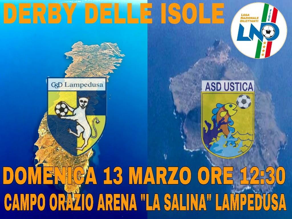 Ustica – Lampedusa, il derby delle isole