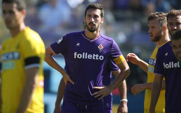Davide Astori Fiorentina morto