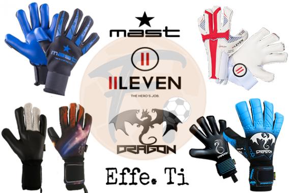 I 4 migliori marchi emergenti (ed italiani) di guanti da portiere