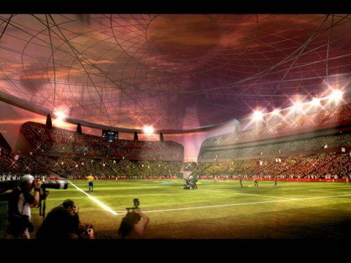 Losail Iconic Stadium Qatar 2022