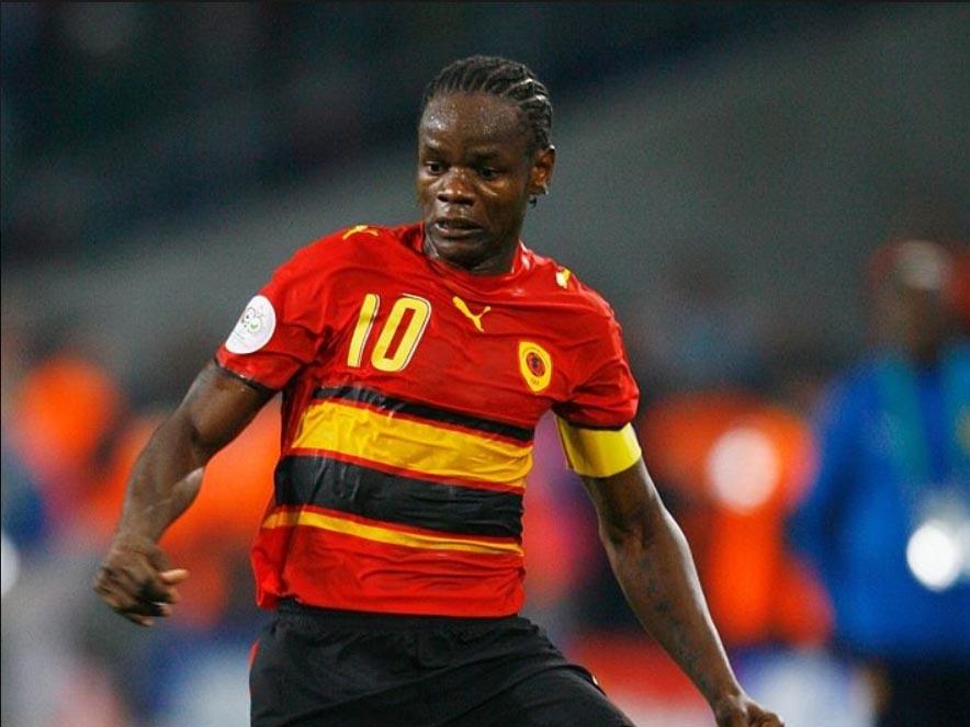 Akwá, eroe Angola Mondiali 2006