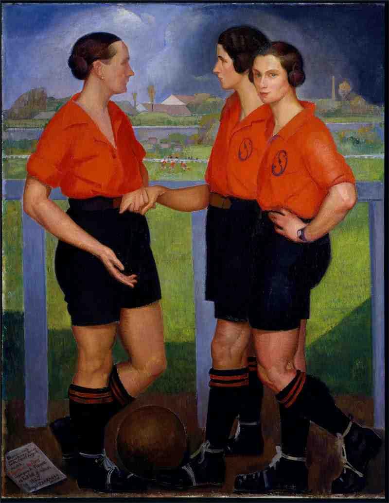 Le Futboliste - 1922