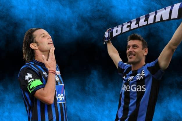 Gianpaolo Bellini e Cristiano Doni