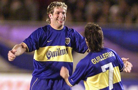 Le grandi coppie: Martin Palermo e Guillermo Schelotto